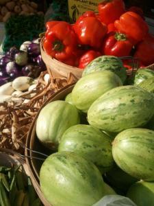 cucumber melons SV 8-2012