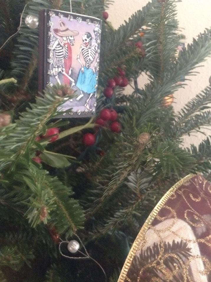 Detail from my Christmas tree