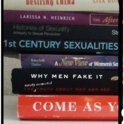 Let's Talk About Sex: New Entries In My Book Corner
