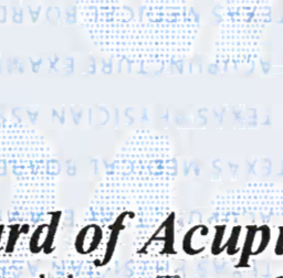 Licensed Acupuncturist in Austin, TX