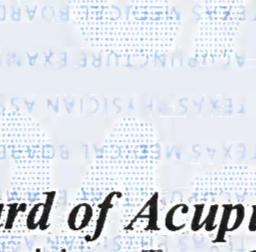 Licensed Acupuncturist in Austin, TX