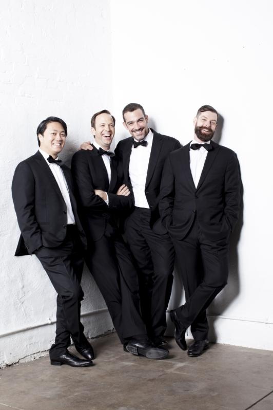 13. Miró Quartet