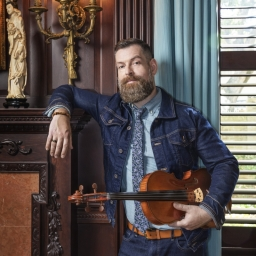 A Musician's Health, And Magic At Home: A Conversation With John Largess